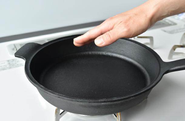 はじめての鉄器料理1