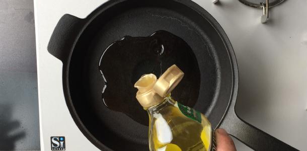 油を入れるタイミング1