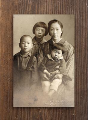 タミパンヒストリー(1)タミさんが子どもたちを育てた時代