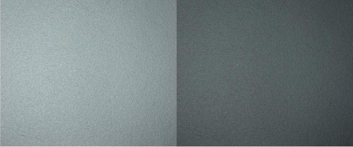 nakedfinish 的表面 / 與過往南部鐵器的表面