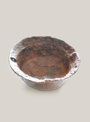 鉄鍋の登場