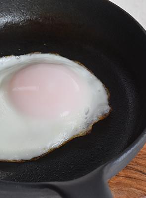 木蓋付きエッグパンを愉しむ基本のレシピ