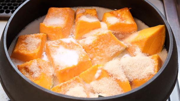 マルットヴィーガン レシピかぼちゃ6