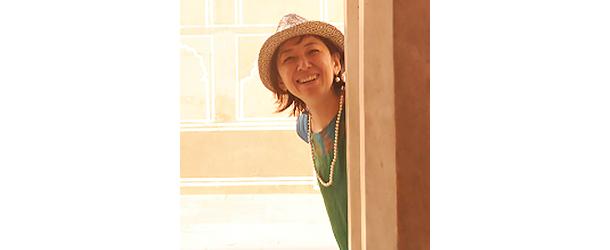 今里佳子さん