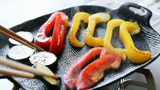 野菜グリルレシピ1