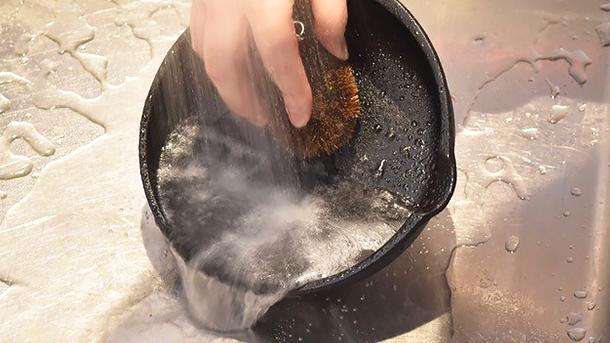 鉄鍋さび3