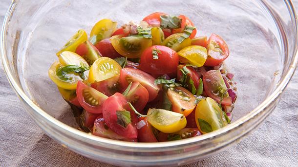 マルットヴィーガン レシピ 野菜グリル8