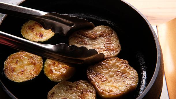 マルットヴィーガン レシピ 野菜グリル5