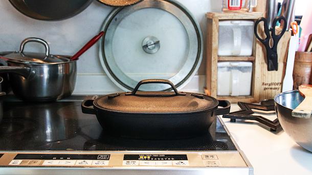 鉄鍋レシピ ピラフ