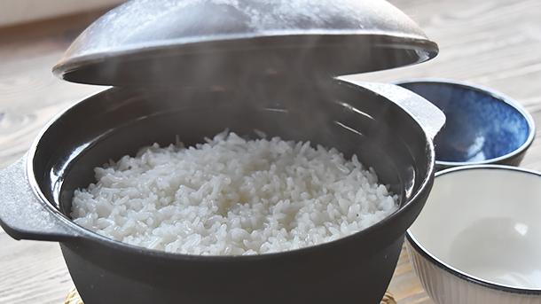 米 炊き 方 もち