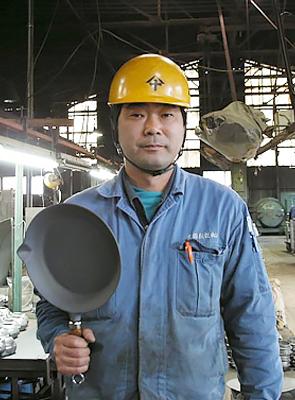 無塗装の「上等鍋」